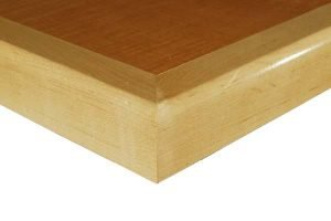 "1-1/4"" External Wood Edge Laminate Inlay - Series 400"