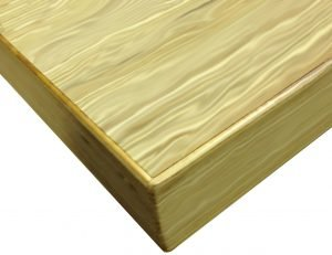 "1-1/4"" 3mm Wood Edge Veneer Inlay - Series VEN3"
