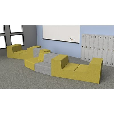 Poppers room concept by Table Logix