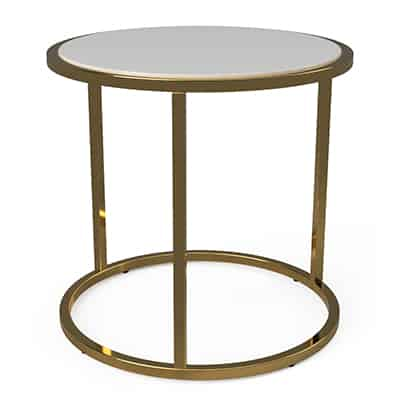 Moments small round table by Table Logix