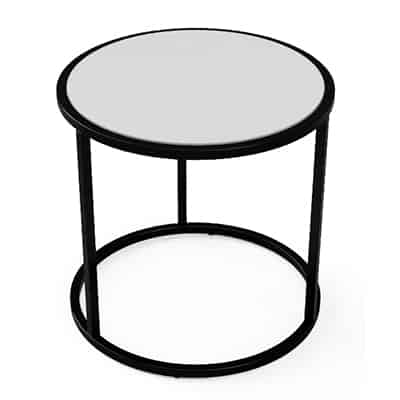 Moments small roung table by Table Logix