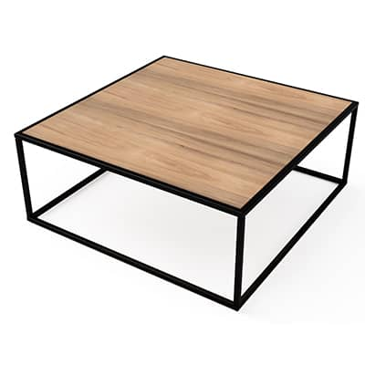 Moments large square table by Table Logix